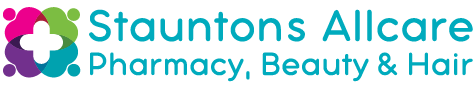 Staunton's Allcare | Pharmacy & Beauty Logo